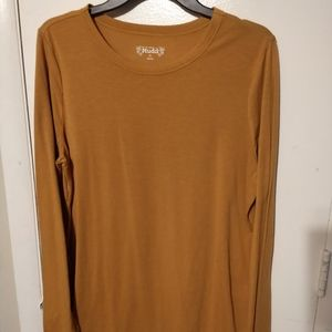 Mudd Long Sleeve Top Sz XL